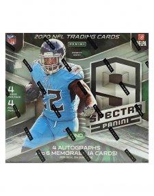 2020 Panini NFL Football Spectra Hobby Box
