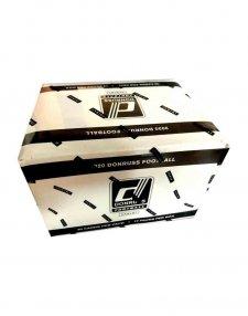 2020 Panini NFL Football Donruss Fat Pack Box