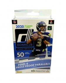 2020 Panini NFL Football Donruss Hanger Box