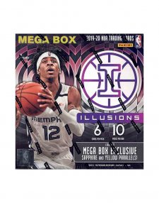 2019-20 Panini NBA Basketball Illusions Mega Box