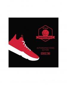 "2019/20 Hit Parade Autographed Basketball ""Kicks"" - Series 2"
