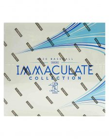 2020 Panini MLB Baseball Immaculate Hobby Box