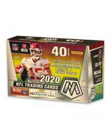 2020 Panini NFL Football Mosaic Mega Box