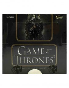 2020 Rittenhouse Game of Thrones The Complete Series Hobby Box