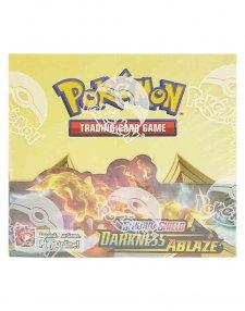 Pokemon TCG Sword & Shield Darkness Ablaze Booster Box