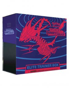 Pokemon TCG Sword & Shield Darkness Ablaze Elite Trainer Box