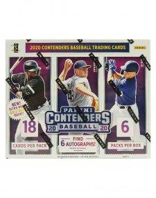 2020 Panini MLB Baseball Contenders Hobby Box
