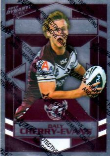 2012 NRL Dynasty Parallel SP67 Daly Cherry-Evans Sea Eagles