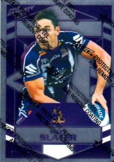 2012 NRL Dynasty Parallel SP86 Billy Slater Storm