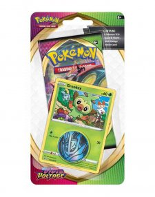 Pokemon TCG Sword & Shield Vivid Voltage Checklane Blister