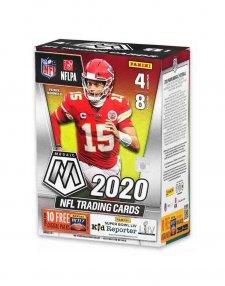 2020 Panini NFL Football Mosaic Blaster