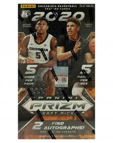 2020-21 Panini NBA Basketball Prizm Draft Picks Fast Break Box