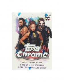 2020 Topps WWE Chrome Blaster
