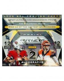 2020 Panini NFL Football Prizm Hobby Box