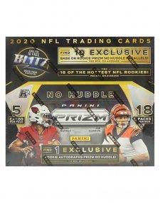 2020 Panini NFL Football Prizm No Huddle Hobby Box