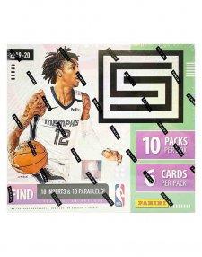 2019-20 Panini NBA Basketball Status Tmall Hobby Box