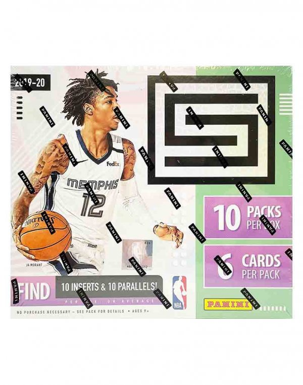 2019-20 Panini NBA Basketball Status Tmall Hobby Box