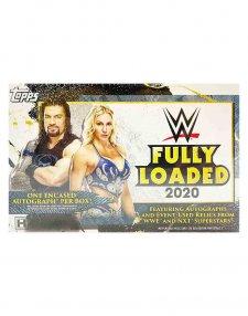 2020 Topps WWE Fully Loaded Hobby Box