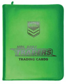 2021 TLA NRL Traders Folder / Album