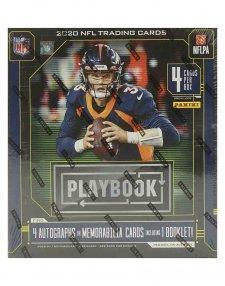 2020 Panini NFL Football Playbook Hobby Box