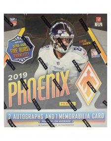 2019 Panini NFL Football Phoenix Hobby Box