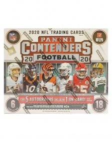 2020 Panini NFL Football Contenders Hobby Box