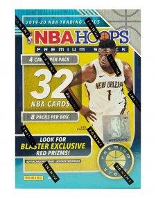 2019-20 Panini NBA Basketball Hoops Premium Blaster