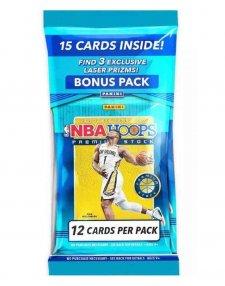 2019-20 Panini NBA Basketball Hoops Premium Multi Pack