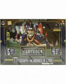 2020 Panini NFL Football Playbook Mega Box
