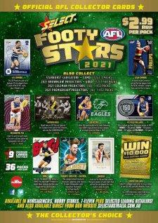 2021 AFL Footy Stars
