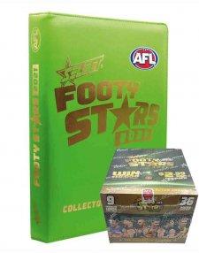 2021 Select AFL Footy Stars Box / Album Combo