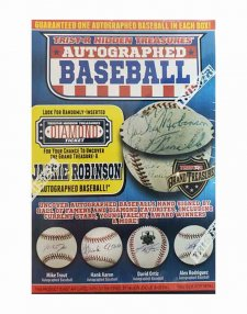 2020 Tristar Hidden Treasures Autographed Baseball Series 11