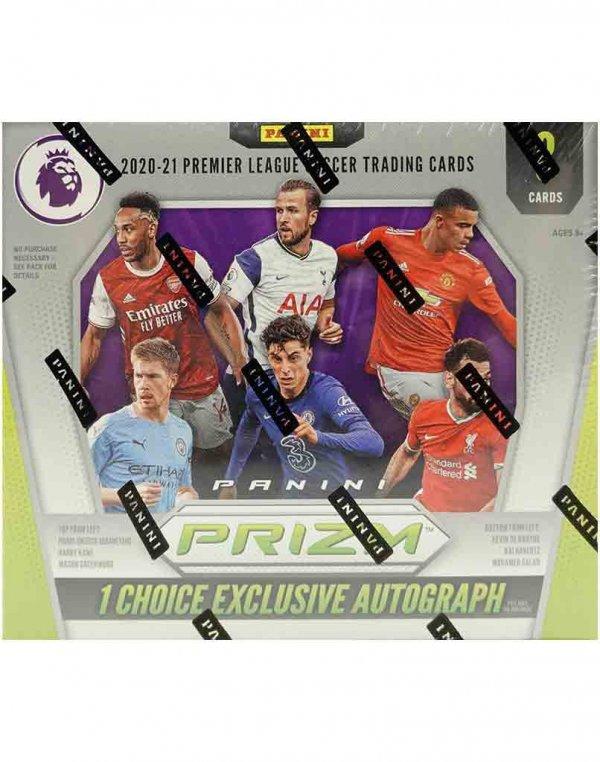 2020/21 Panini Prizm Premier League Soccer Choice Hobby Box
