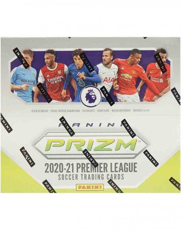 2020/21 Panini Prizm Premier League Soccer Breakaway Box