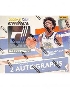 2020-21 Panini NBA Basketball Donruss Choice Hobby Box