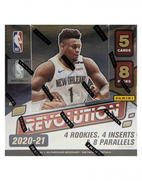 2020-21 Panini NBA Basketball Revolution Hobby Box