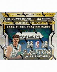 2020-21 Panini NBA Basketball Prizm Hobby Box