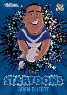 Startoons Blue