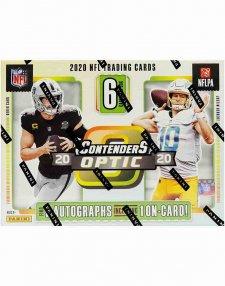 2020 Panini NFL Football Contenders Optic Hobby Box