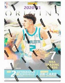 2020-21 Panini NBA Basketball Origins Hobby Box