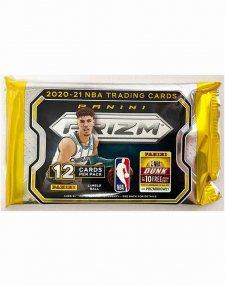 2020-21 Panini NBA Basketball Prizm Hobby Pack