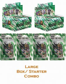 2021 TLA NRL Traders Large Box and Starter Pack Combo