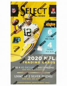 2020 Panini NFL Football Select Hybrid Hobby Box