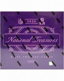 2020 Panini NFL Football National Treasures Hobby Box