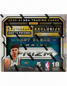 2020-21 Panini NBA Basketball Prizm Fast Break Box