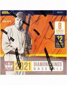 2021 Panini MLB Baseball Diamond Kings Hobby Box