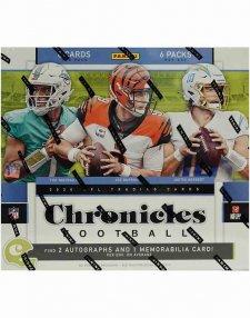 2020 Panini NFL Football Chronicles Hobby Box