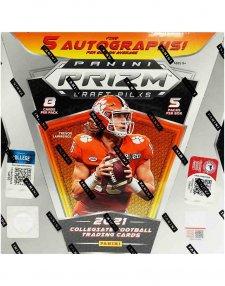 2021 Panini NFL Football Prizm Draft Picks Hobby Box
