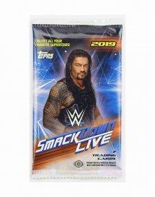 2019 Topps WWE Smackdown Live Hobby Packet