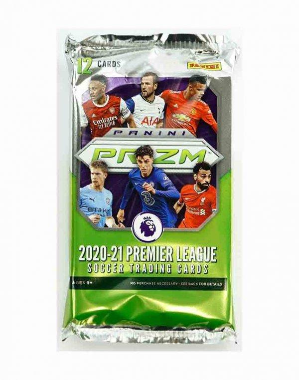 2020/21 Panini Prizm Premier League Soccer Hobby Packet